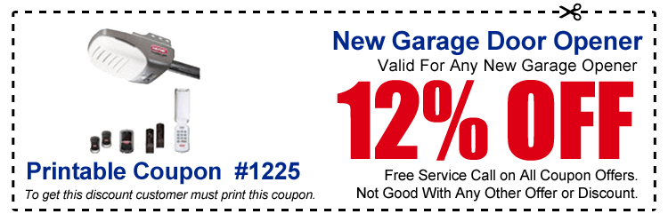 garage door deal